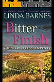 Bitter Finish (The Michael Spraggue Mysteries) (English Edition)