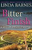 Bitter Finish (The Michael Spraggue Mysteries Book 2)