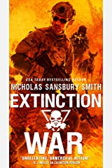 Extinction War (The Extinction Cycle Series Book 7) Kindle Edition