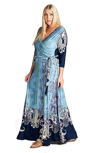 Blue dress 16 vac