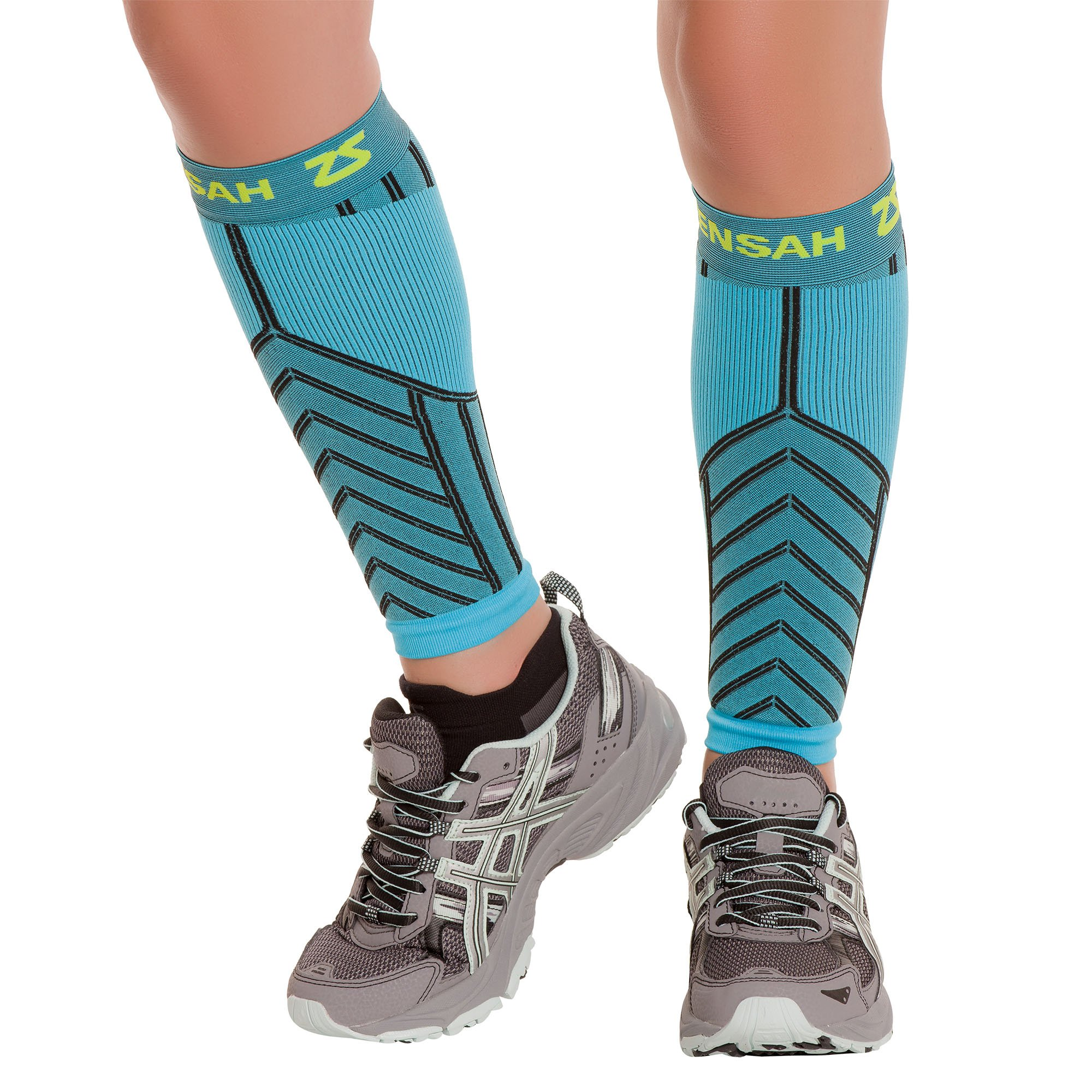 Zensah Compression Leg Sleeves by Zensah