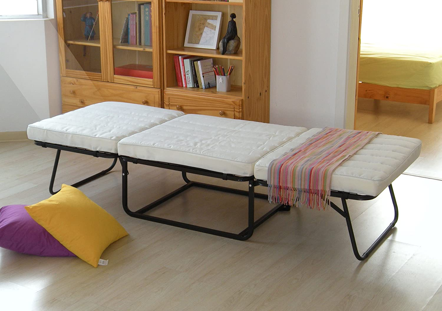 Foldable Bed Frame Image Collections Home Fixtures