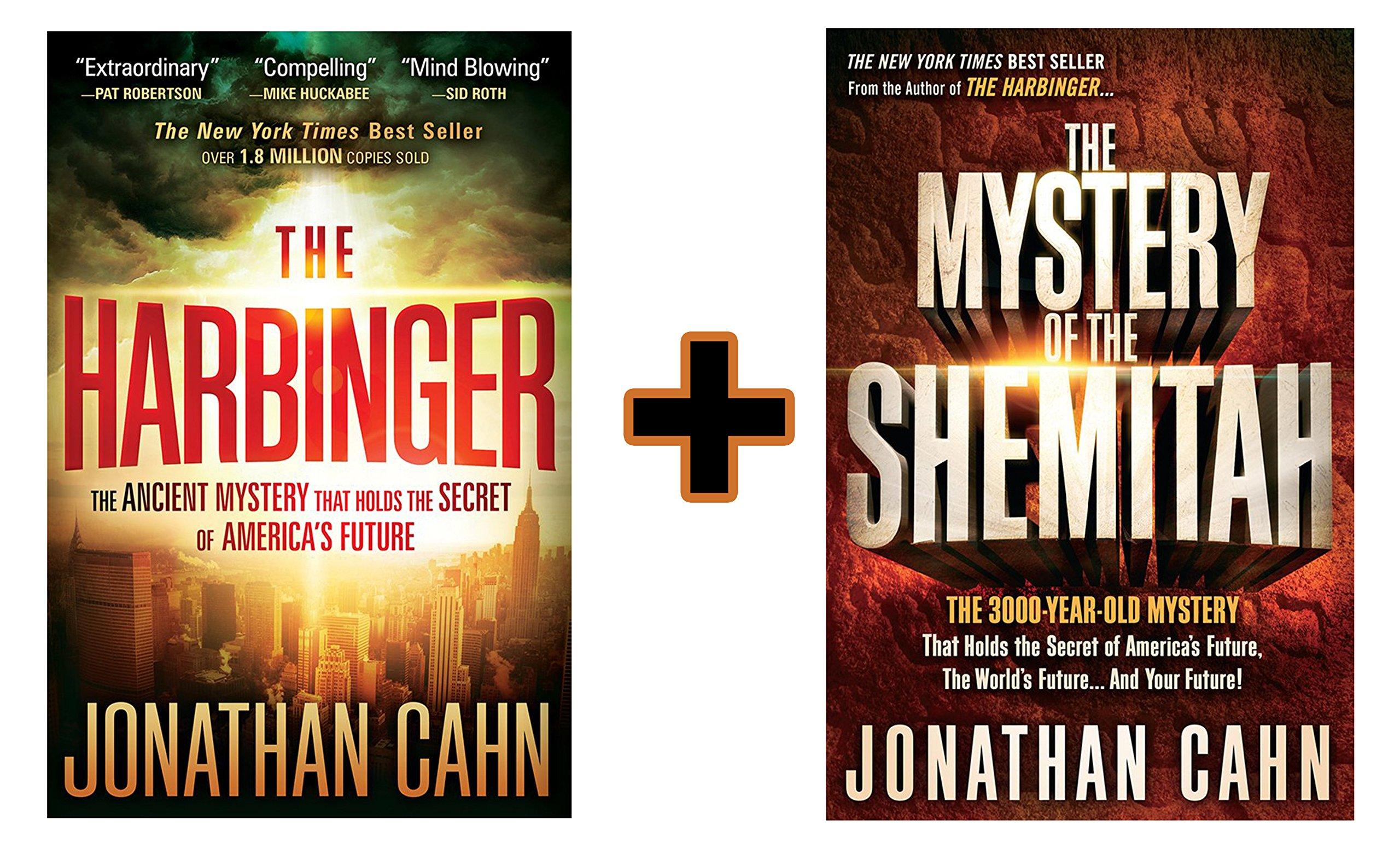 Amazon jonathan cahn books biography blog audiobooks kindle jonathan cahn set the harbinger the mystery of the shemitah by jonathan cahn malvernweather Choice Image