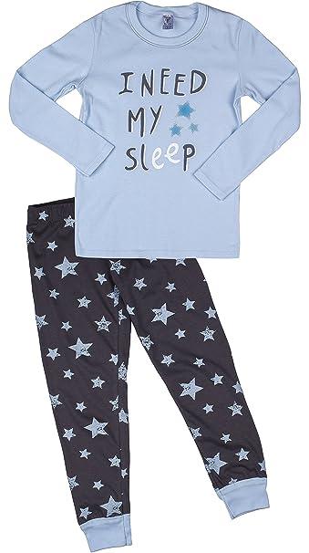 Italian Fashion IF Ni?as Pijamas Comet 0223 (Azul, 86-92)
