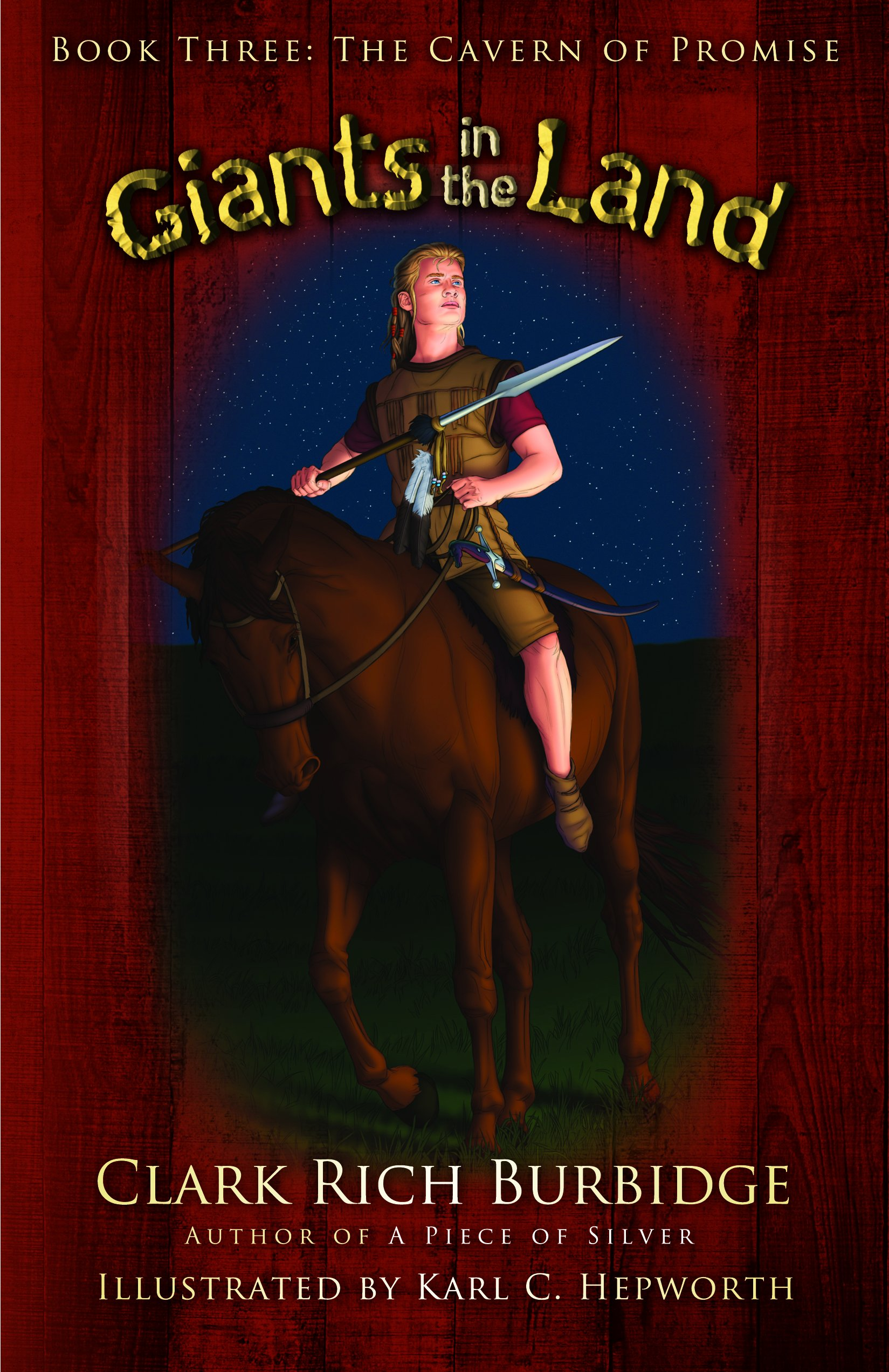 The Cavern of Promise (Giants in the land) PDF ePub fb2 book