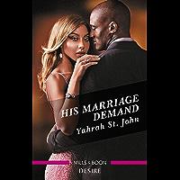 His Marriage Demand (The Stewart Heirs Book 2)
