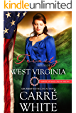 Trinity: Bride of West Virginia (The American Mail-Order Brides Series Book 35)