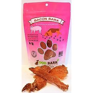Bacon Bark - All-Natural Bacon Treats for Dogs