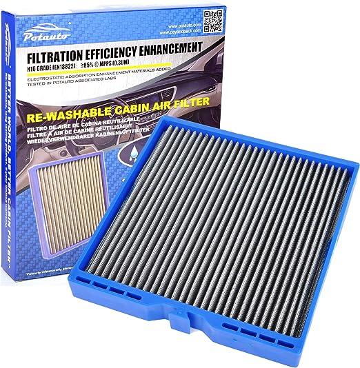 Intérieur Air Habitacle Filtre à Pollen Actif Carbone-service Crosland NC7482//1C