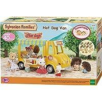 Sylvanian Families Hot Dog Van,Playset