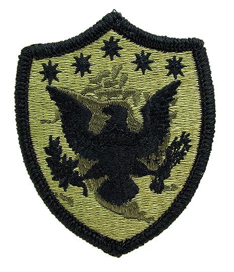 Amazon com: U S  Army Northern Command OCP Patch - Scorpion