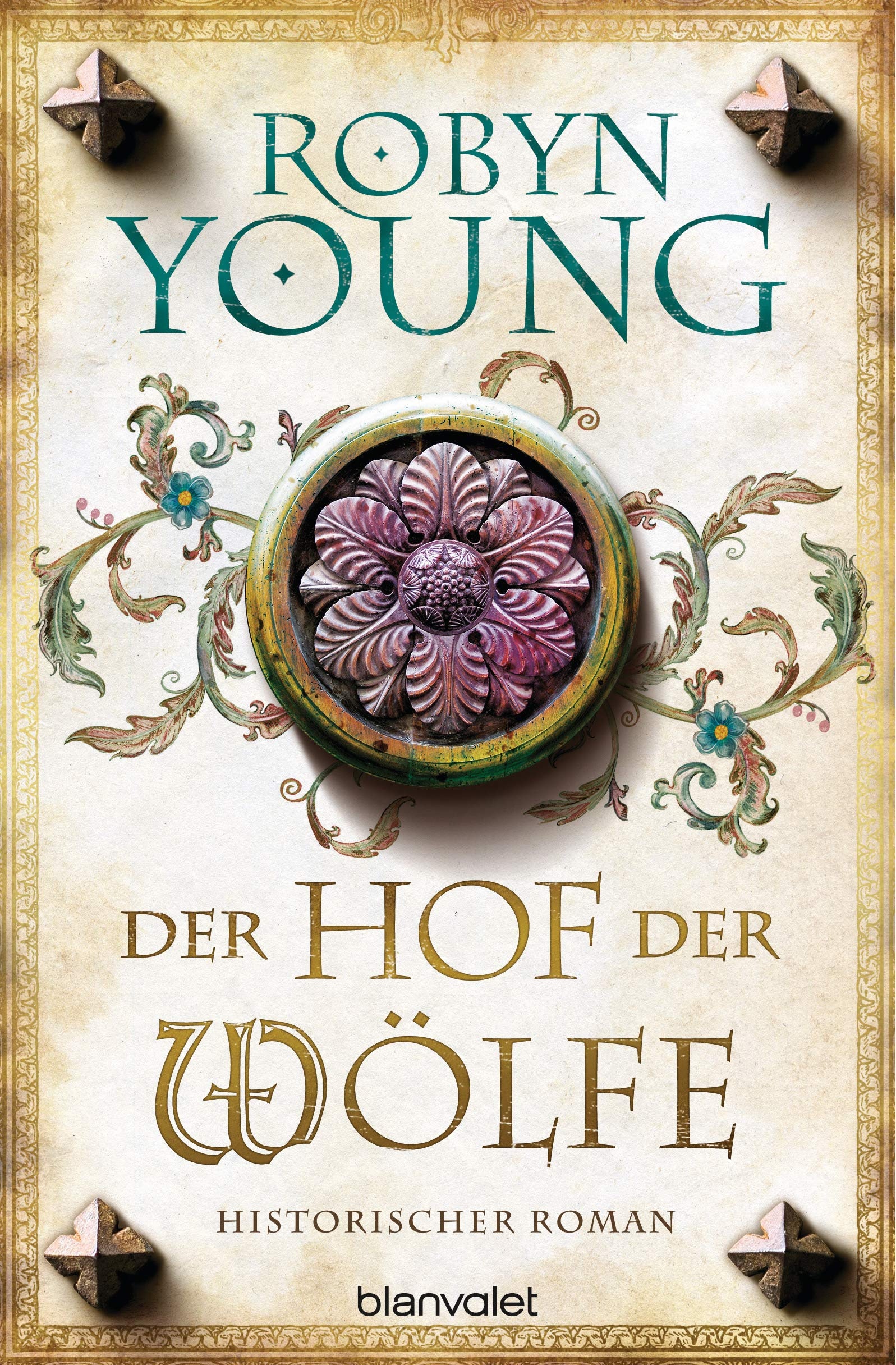 Der Hof der Wölfe: Historischer Roman (Jack Wynter, Band 2) Taschenbuch – 19. August 2019 Robyn Young Nina Bader Blanvalet Taschenbuch Verlag 3734104467