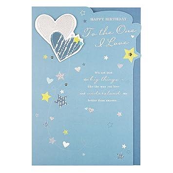 Hallmark One I Love Birthday Card Little Things