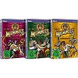 Mummies Alive! - Die Hüter des Pharaos - Gesamtedition / Die komplette 44-teilige Kult-Zeichentrickserie (Pidax Animation) [6 DVDs]