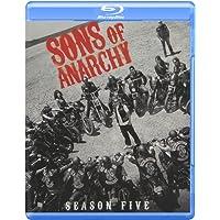 Sons of Anarchy: Season 5 [Blu-ray];Sons of Anarchy
