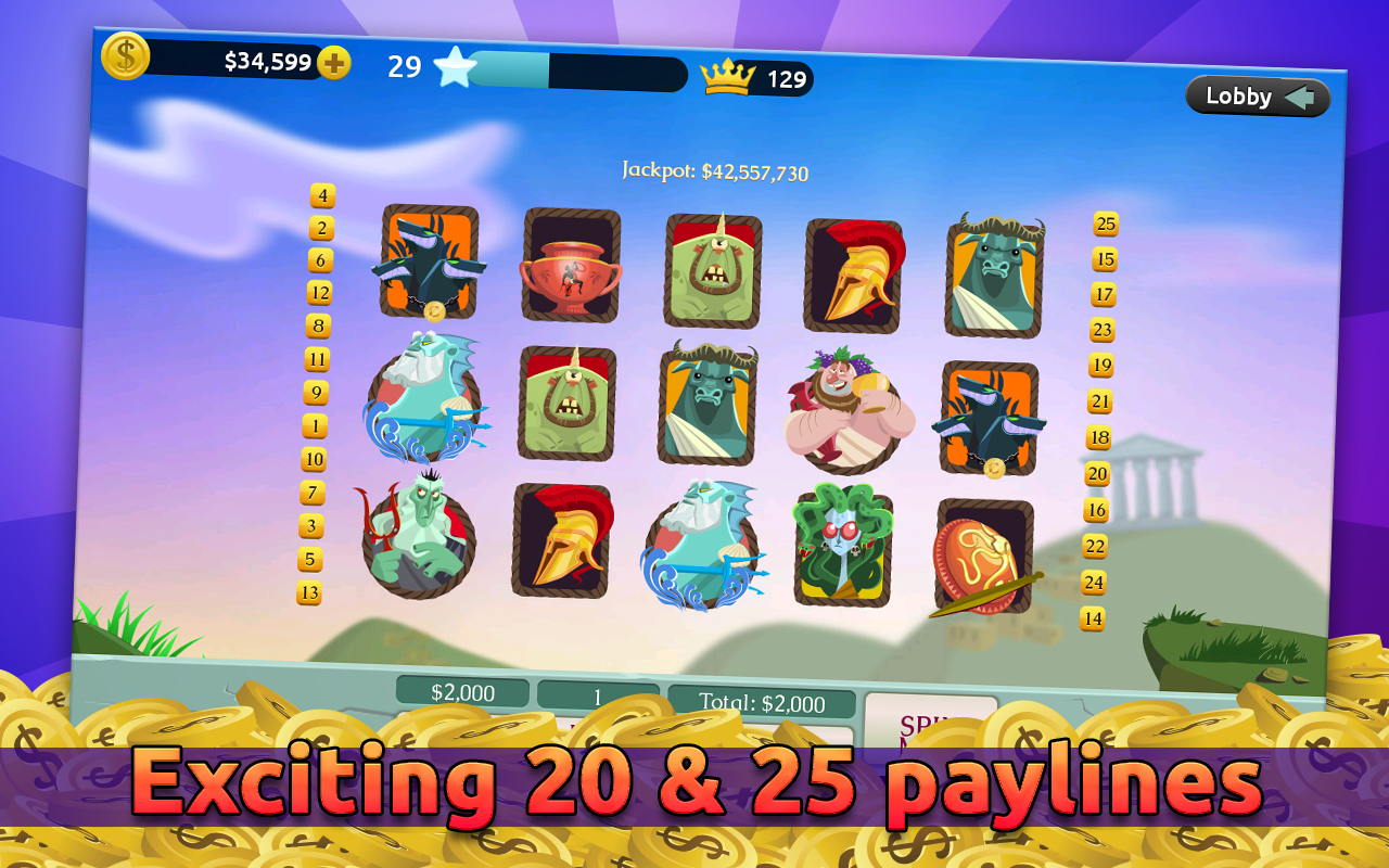 Amazon Com Best Casino Slot Machines Appstore For Android