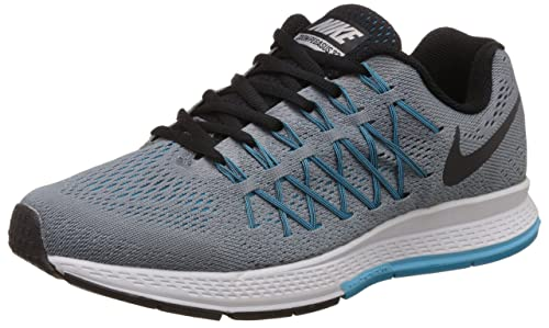 35defb34b46c4 Nike Men s Air Zoom Pegasus 32 Grey Running Shoes - 7.5 UK India (42 ...