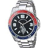 U.S. Polo Assn. Men's Analog-Quartz Watch with...