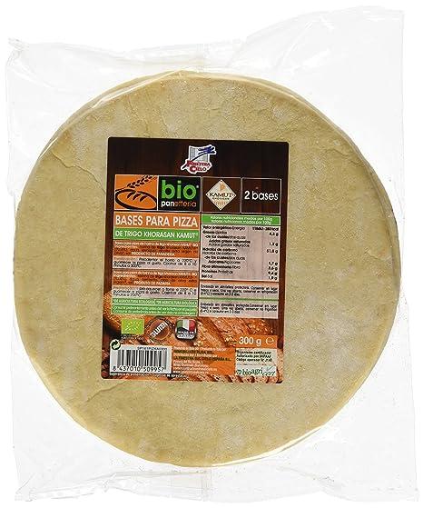La Finestra Sul Cielo Deliciosas Bases para Pizza - 5 Paquetes de 300 gr - Total