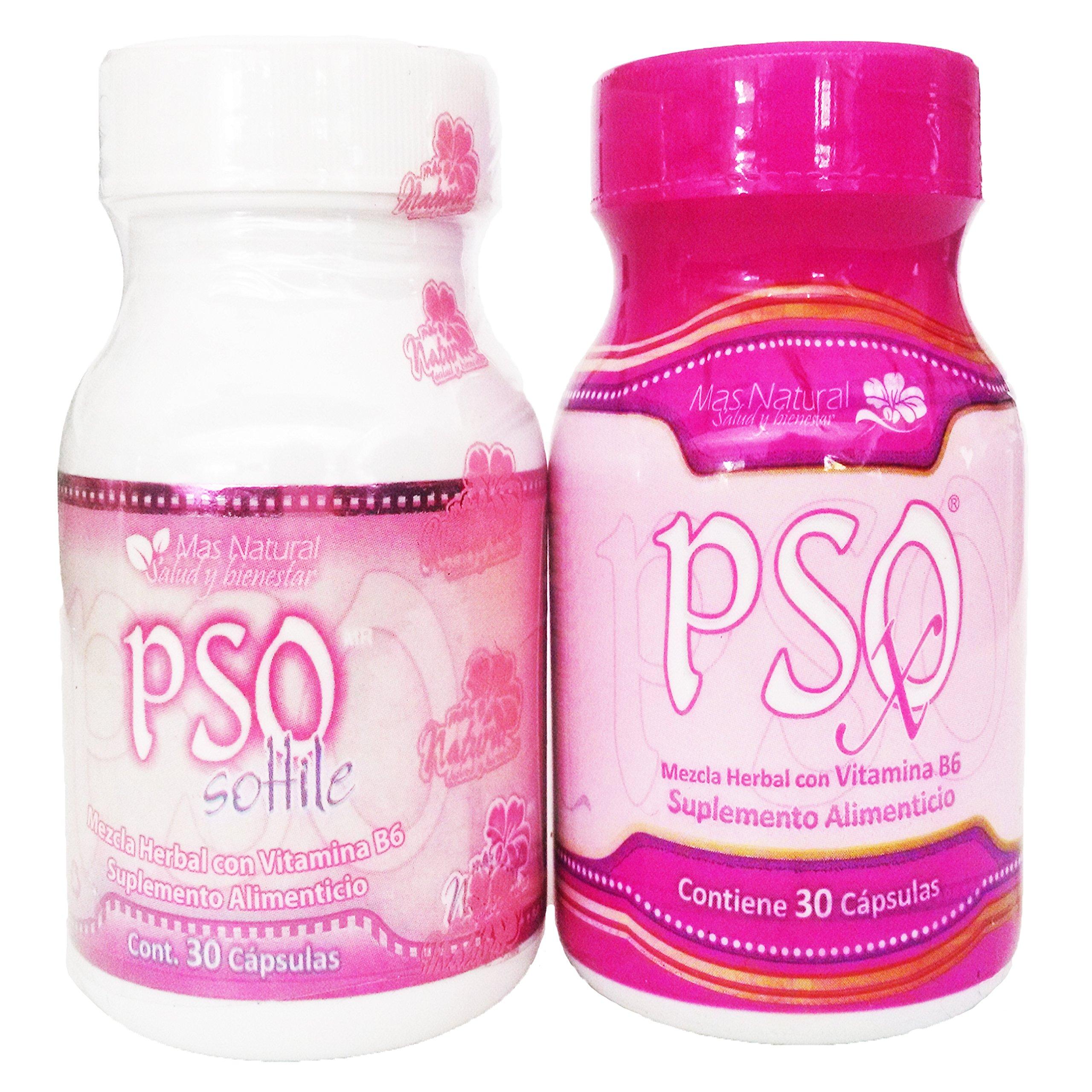 PSO X and PSO SOTTILE Lose Belly Fat Pills For Men and Women- Elimina la grasa del vientre aumenta tu.