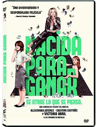 Amazon.com: Nacida Para Ganar (Born to Win) [Non-usa Format ...