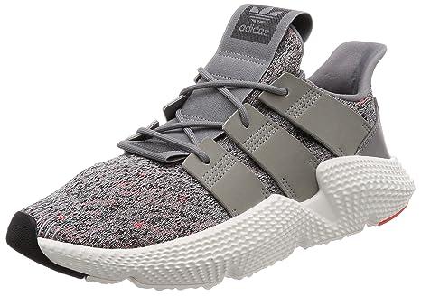 Adidas PROPHERE, Zapatillas de Deporte para Hombre, Gris (Gritre/Ftwbla/Rojsol