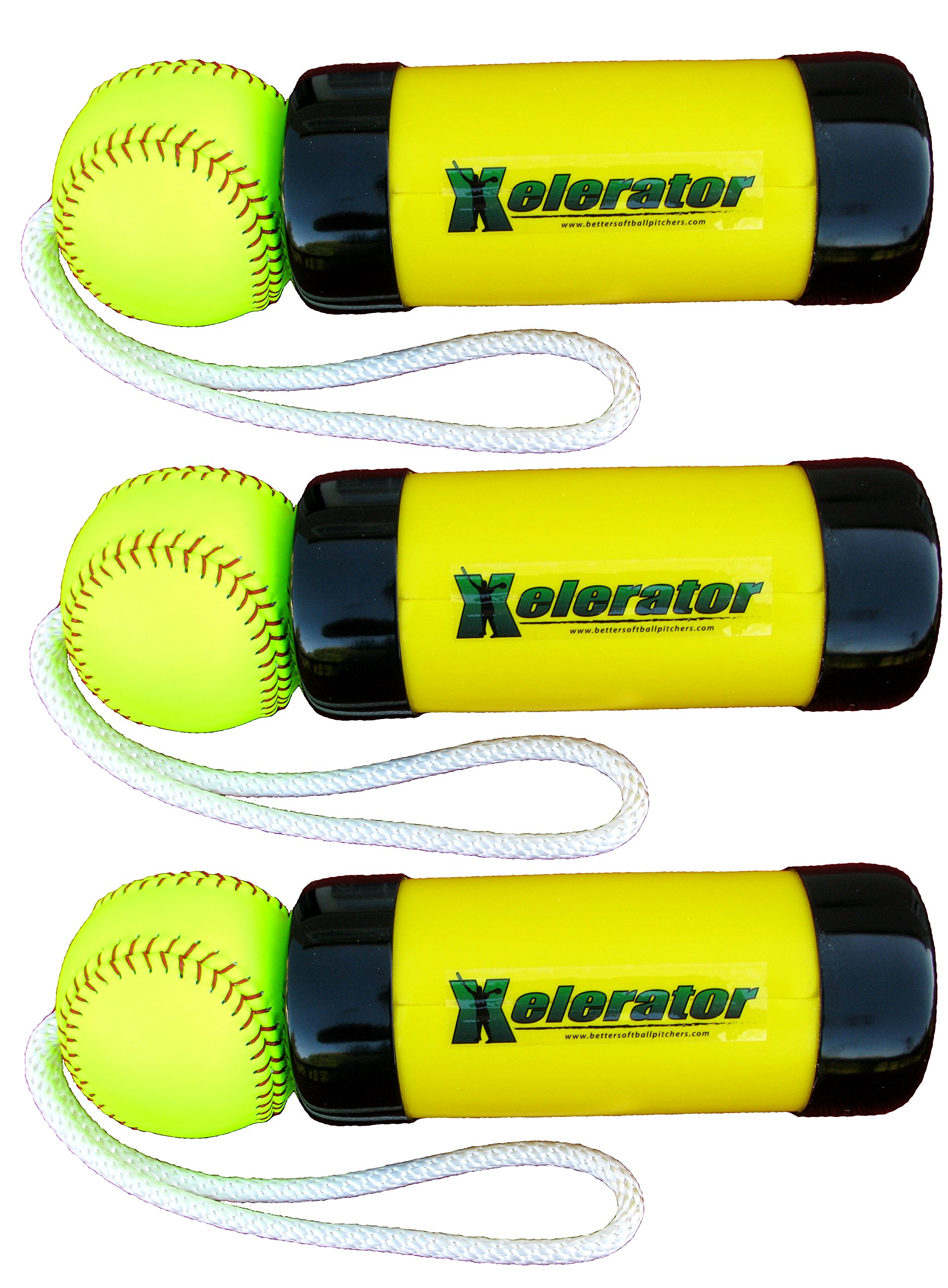 The Composite Xelerator Softball Pitching Trainer | Coaches Special by The Xelerator
