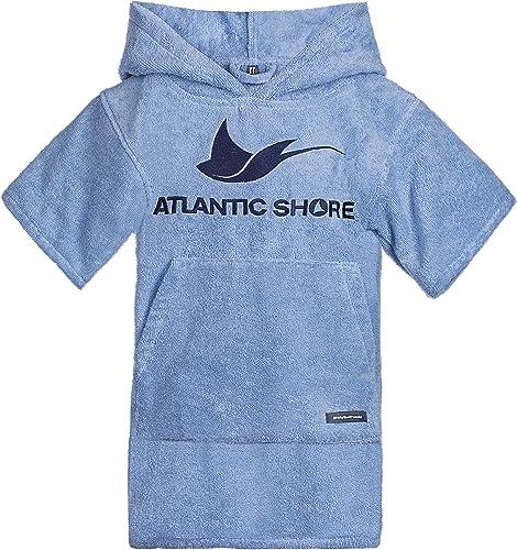 Atlantic ShoreSurf Poncho ➤ Bademantel Umziehhilfe ➤ für Kids ➤ Anchor