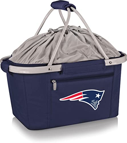 NFL New England Patriots Metro Insulated Basket, Navy