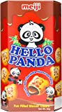 Meiji Hello Panda Biscuit, Chocolate, 50g