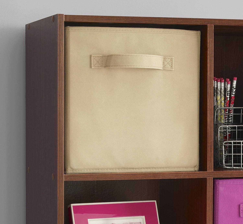 ClosetMaid 11469 Cubeicals Fabric Drawer 2-Pack Purple