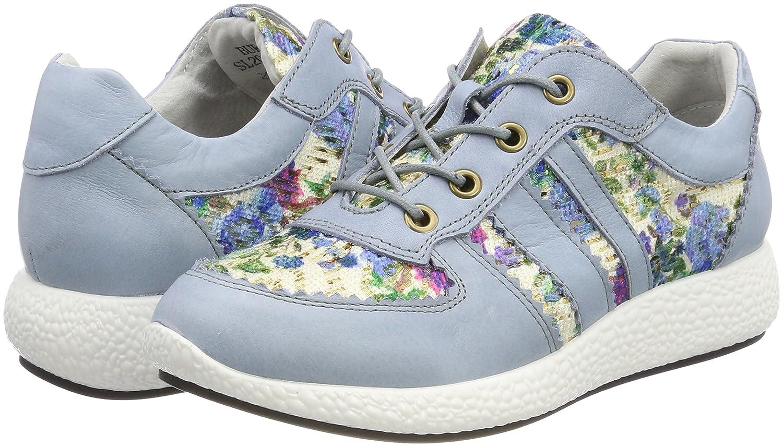 Laura Vita Damen Damen Vita Burton 21 Sneaker Blau (Bleu) 1c9548