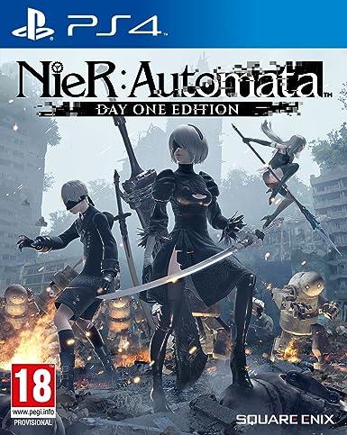 NieR Automata: Day One Edition [Importación Inglesa]: Amazon.es ...