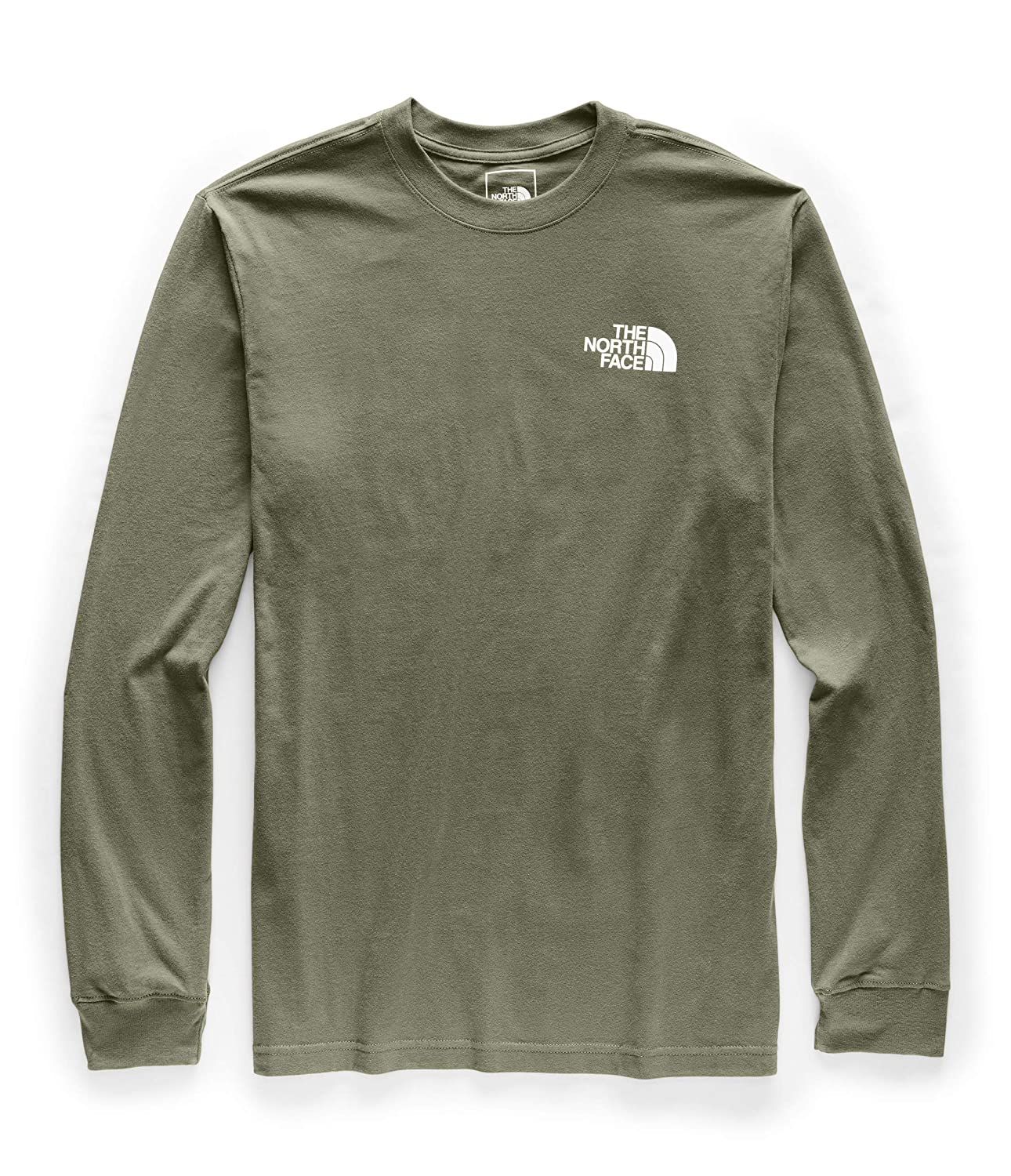 089a7d730 The North Face Men's Long Sleeve Red Box Tee