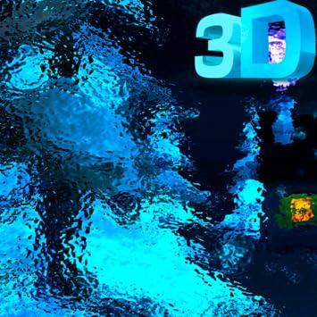 Frozen Screen Parallax 3D Live Wallpaper