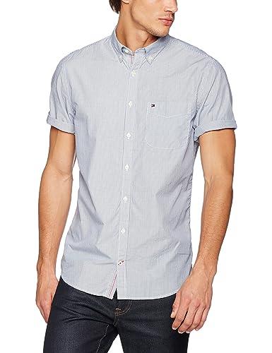Tommy Hilfiger Herren Freizeit Hemd