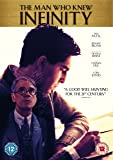 The Man Who Knew Infinity [Includes Digital Download] [DVD] [2016]