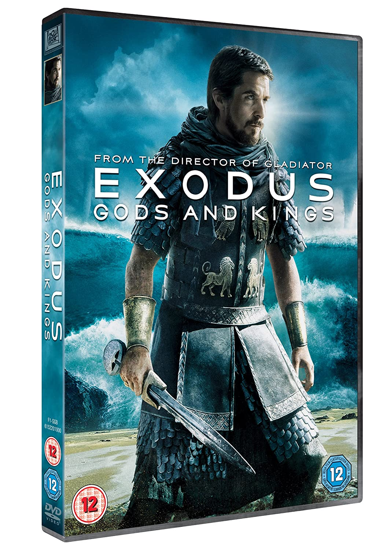 Amazon Com Exodus Gods And Kings Dvd 2014 Movies Tv