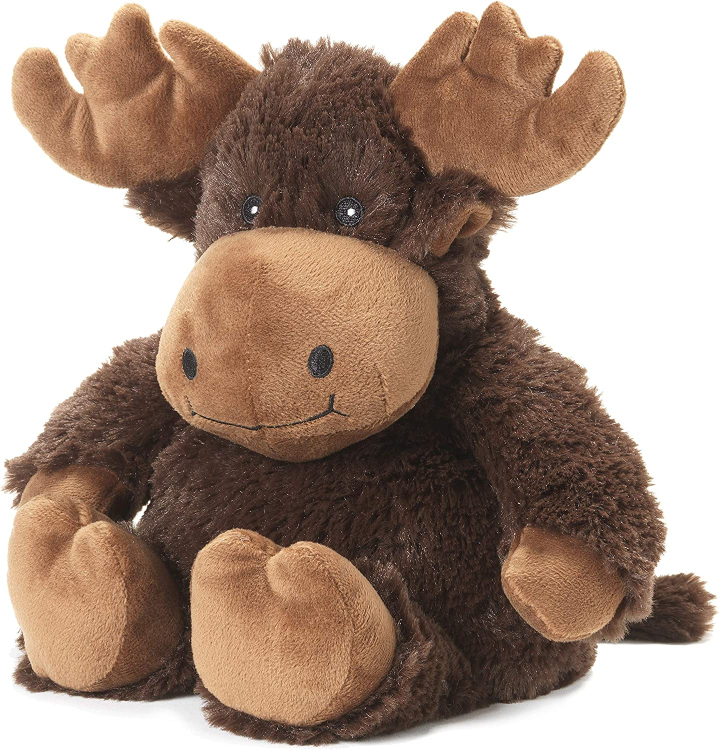 Intelex Warmies Microwavable French Lavender Scented Plush, Moose Warmies