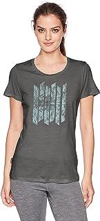 Icebreaker Damen Tech Lite Ss Low Crewe Soundless T-Shirt