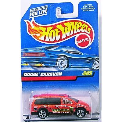 -#1026 Dodge Caravan Collectible Collector Car Mattel Hot Wheels: Toys & Games