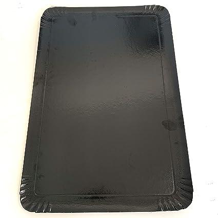 Extiff - Juego de 25 bandejas de cartón de 32 x 42 cm - Bandeja de ...