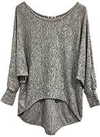 Emma & Giovanni - Basic Langarmshirt / Pullover- Damen