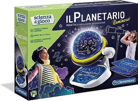 Clementoni 12776 - Planetario (Contenido en Italiano): Amazon.es ...