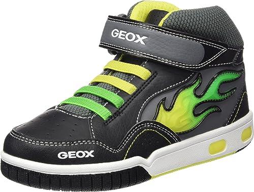 Geox Jr Gregg A, Baskets Hautes garçon