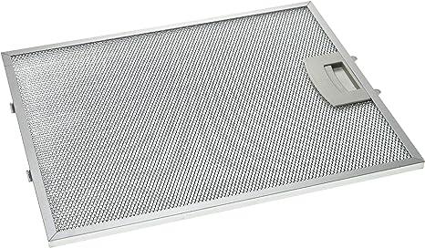 vhbw - Filtro de grasa de metal para campana extractora Siemens LC45950/01, LC45950/02, LC45950/03, LC45950GB/01, LC45950GB/02, LC45950GB/03: Amazon.es: Grandes electrodomésticos