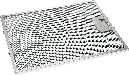 Fett Filter Metall Dunstabzugshauben für Siemens LC75652//01 Siemens LC75652//02