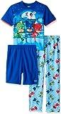 PJ Mask Boys' 3-Piece Pajama Set