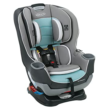 Graco Extend2fit Convertible Car Seat Spire