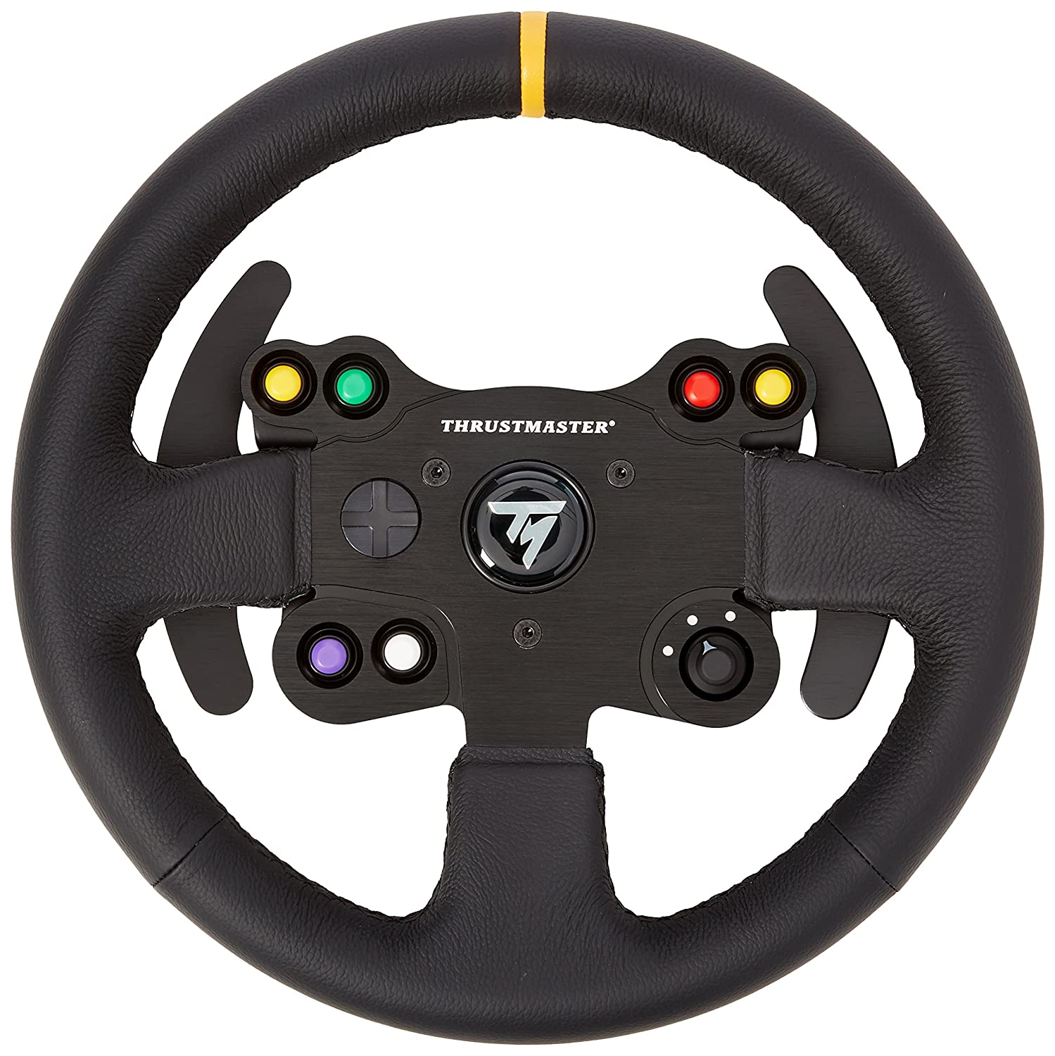 THRUSTMASTER TMST4060057 Tm Leather 28 Gt Wheel Add-On Leather 28 Gt Wheel Add-On Edition